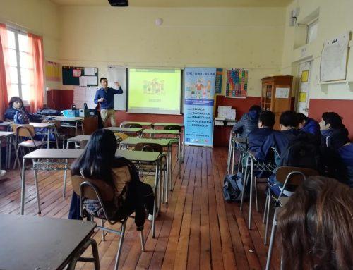 3 Medio liceo Gabriela Mistral ,La Serena
