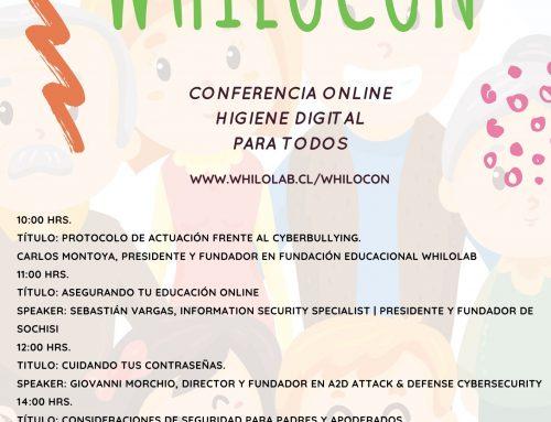 Conferencia WhiloCon