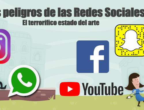Presentación CoronaCon – Los peligros en la redes sociales